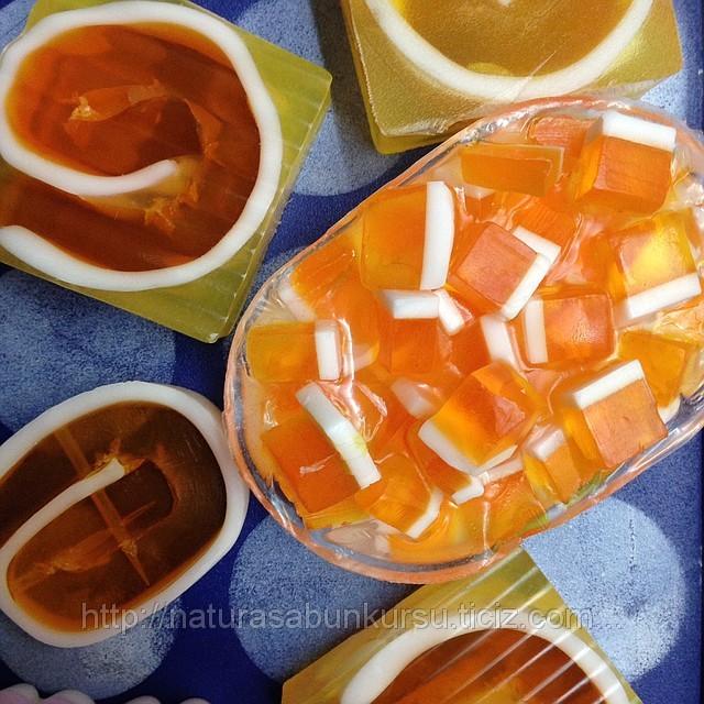 Aromaterapik Sabunlar