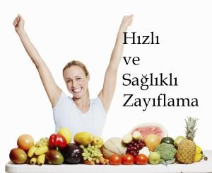 Hızlı ve Sağlıklı Zayıflama